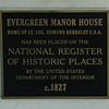 Evergreen Plantation Manor - Haymarket - 2017 - BakerB -002
