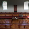 The Judge's Seat Brentsville Courthouse - TalaberA