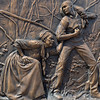 FREEDMAN'S CEMETARY-Freeing Slavery-close up detail-MarionEd