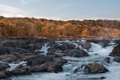 Great Falls Autumn