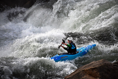 Kayaking Great Falls