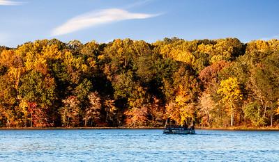 Burke Lake Autumn
