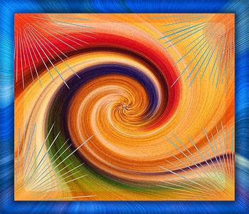 Orangina Swirl
