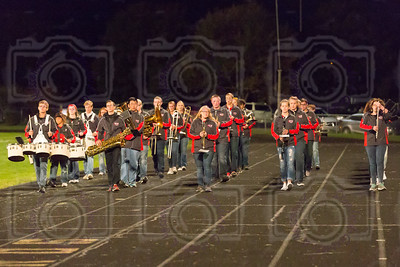 GFW Homecoming - Marching Band