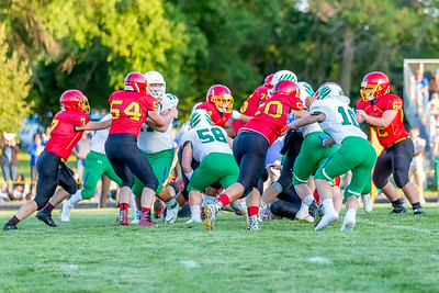 GFW Football vs Maple River-25