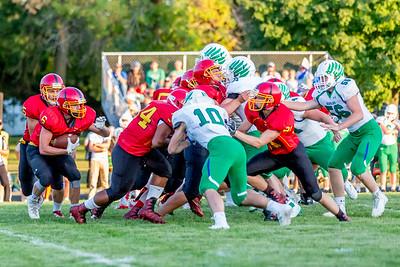 GFW Football vs Maple River-32