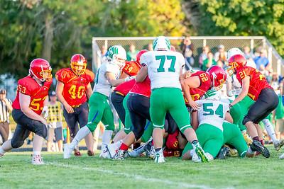 GFW Football vs Maple River-30