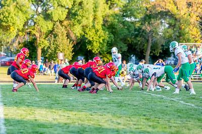 GFW Football vs Maple River-17