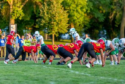 GFW Football vs Maple River-68