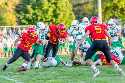 GFW Football vs Maple River-38