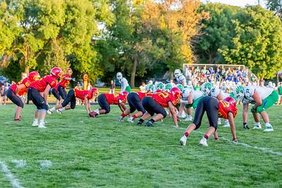 GFW Football vs Maple River-58