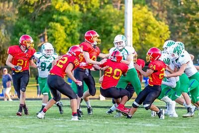GFW Football vs Maple River-115