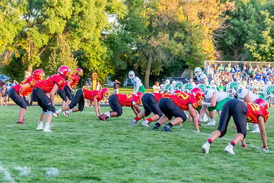 GFW Football vs Maple River-59