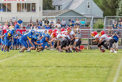 GFW Football vs Windom-16