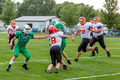 GFW JV Football vs Maple River-88