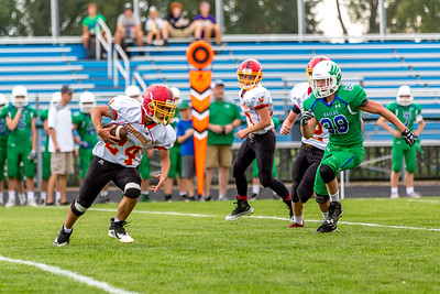 GFW JV Football vs Maple River-100