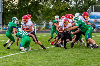 GFW JV Football vs Maple River-52