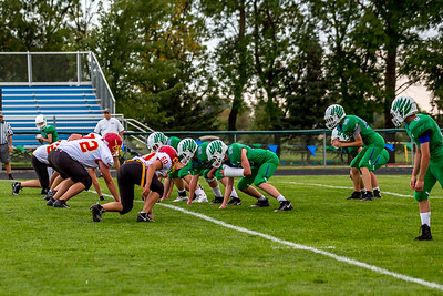 GFW JV Football vs Maple River-111