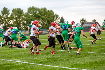 GFW JV Football vs Maple River-110