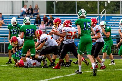 GFW JV Football vs Maple River-24
