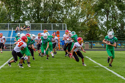 GFW JV Football vs Maple River-74