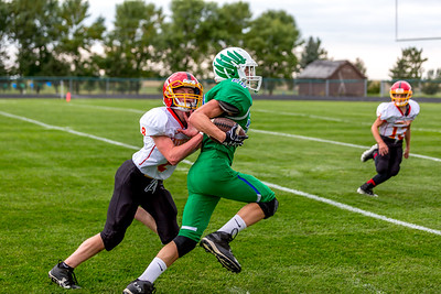 GFW JV Football vs Maple River-30