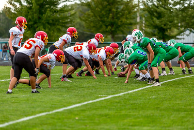 GFW JV Football vs Maple River-38