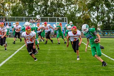 GFW JV Football vs Maple River-76