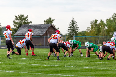 GFW JV Football vs Maple River-98