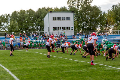 GFW JV Football vs Maple River-118