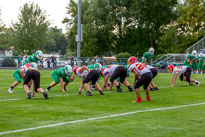 GFW JV Football vs Maple River-11