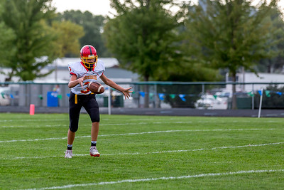 GFW JV Football vs Maple River-69