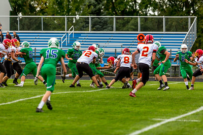 GFW JV Football vs Maple River-19