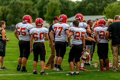 GFW JV Football vs Maple River-37