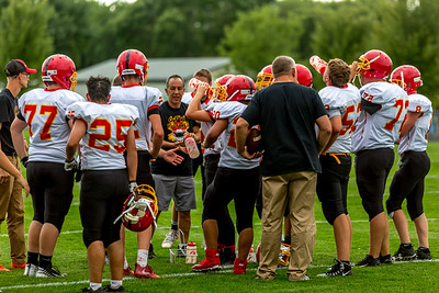 GFW JV Football vs Maple River-36