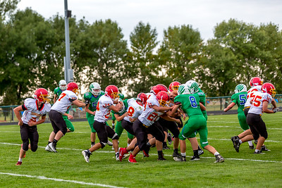 GFW JV Football vs Maple River-108
