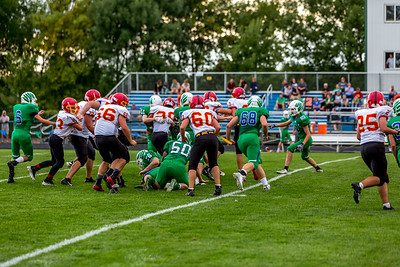 GFW JV Football vs Maple River-59