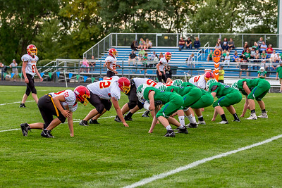 GFW JV Football vs Maple River-80
