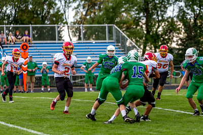 GFW JV Football vs Maple River-102