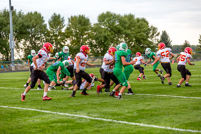 GFW JV Football vs Maple River-109