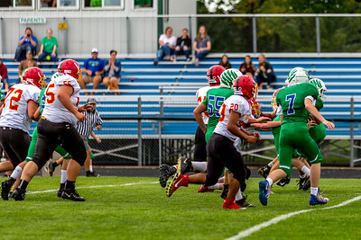 GFW JV Football vs Maple River-15