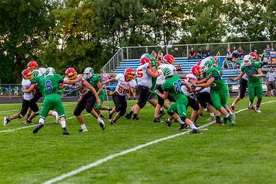GFW JV Football vs Maple River-63