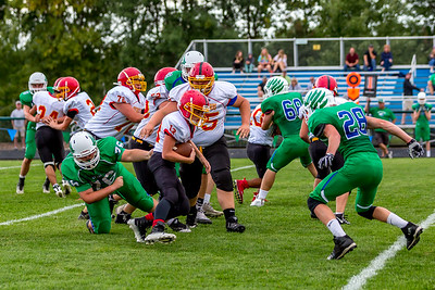 GFW JV Football vs Maple River-53