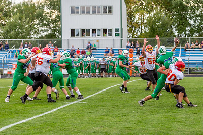 GFW JV Football vs Maple River-83