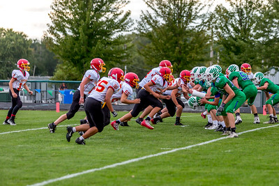 GFW JV Football vs Maple River-39