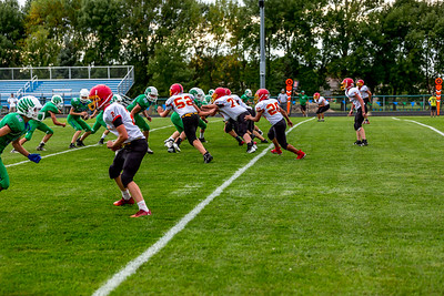GFW JV Football vs Maple River-33