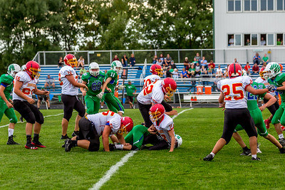 GFW JV Football vs Maple River-55