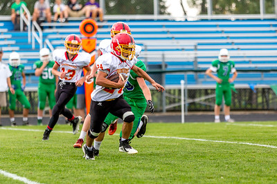 GFW JV Football vs Maple River-101