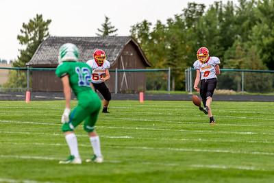 GFW JV Football vs Maple River-2