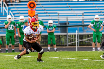 GFW JV Football vs Maple River-99